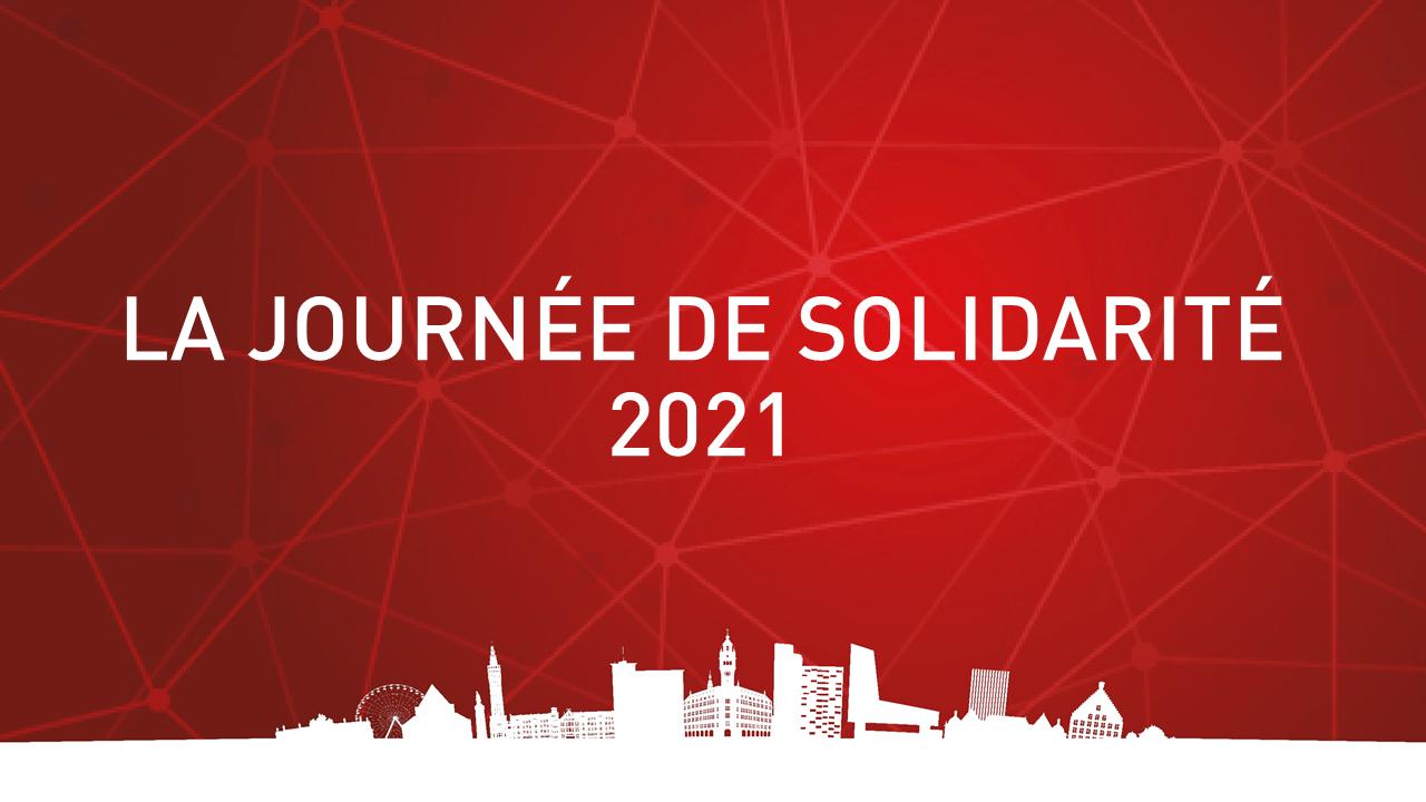 JOURNEE DE SOLIDARITE 2021